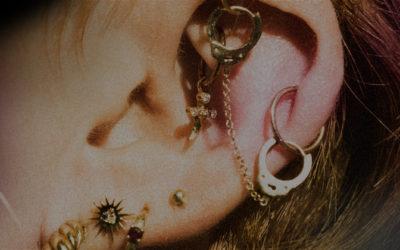 Das spezielle Abheilen von Ohrknorpel-Piercings